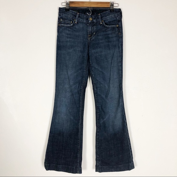 Citizens Of Humanity Denim - Citizens of Humanity Kate full leg jeans